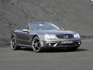 обои Carlsson Mercedes-Benz SL-Klasse (R230) красавчик фото