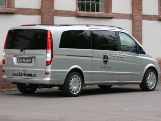 обои Carlsson Mercedes-Benz Viano (W639) бок фото