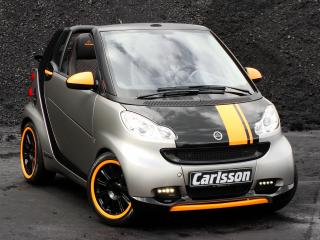 обои Carlsson Smart ForTwo Cabrio C25 маленький фото