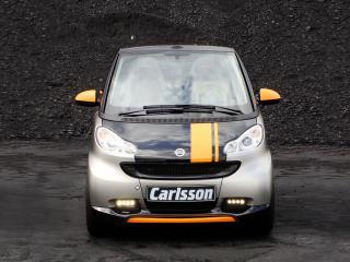 обои Carlsson Smart ForTwo Cabrio C25 спереди фото