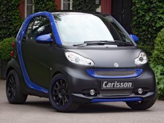 обои Carlsson Smart ForTwo матовый фото