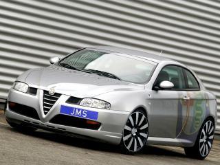 обои JMS Alfa Romeo GT (937) передок фото