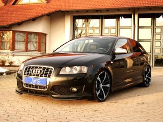 обои JMS Audi S3 (8P) передок фото