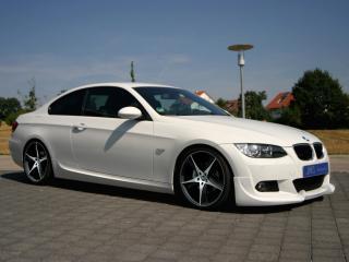 обои JMS BMW 3 Series Coupe (E92) бок фото