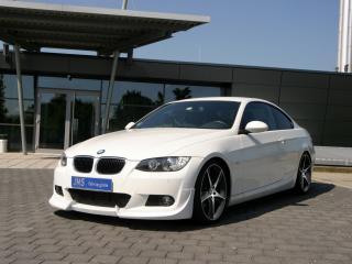 обои JMS BMW 3 Series Coupe (E92) боком фото