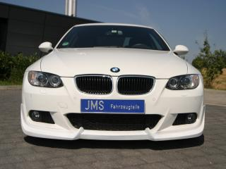 обои JMS BMW 3 Series Coupe (E92) передок фото