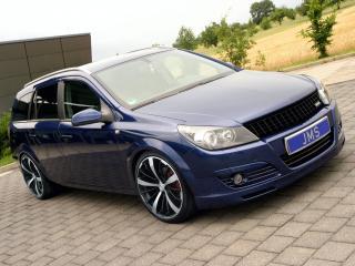 обои JMS Opel Astra Caravan (H) боком фото