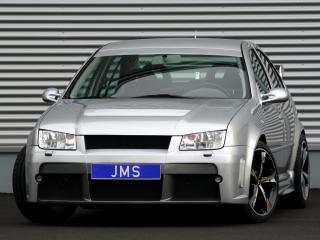 обои JMS Volkswagen Bora передок фото