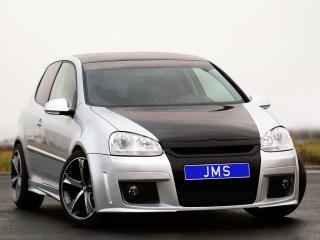 обои JMS Volkswagen Golf GTI 3-door (Typ 1K) передок фото
