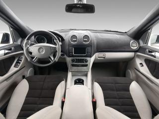 обои Vilner Studio Mercedes-Benz M-Klasse (W164) торпеда фото