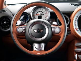 обои Vilner Studio Mini Cooper S Italian Job руль фото