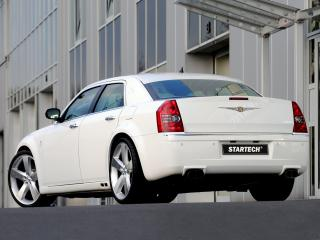 обои Startech Chrysler 300C Sedan сзади фото