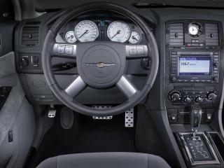 обои Startech Chrysler 300C Touring руль фото