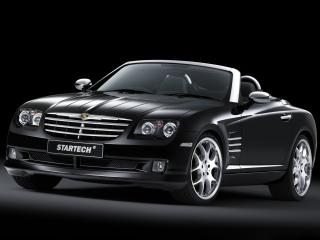 обои Startech Chrysler Crossfire Roadster без крыши фото