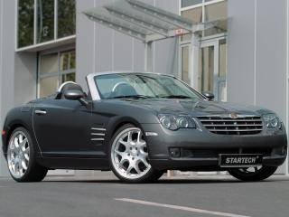 обои Startech Chrysler Crossfire Roadster бок фото