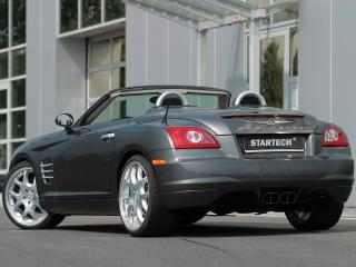 обои Startech Chrysler Crossfire Roadster зад фото
