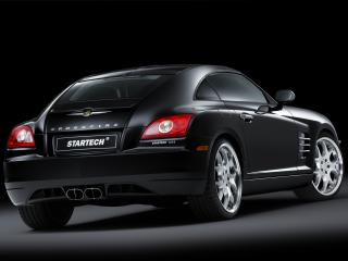 обои Startech Chrysler Crossfire зад фото