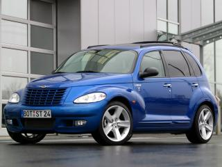 обои Startech Chrysler PT Cruiser GT 2.4 Turbo бок фото