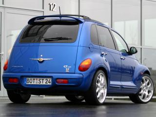 обои Startech Chrysler PT Cruiser GT 2.4 Turbo зад фото