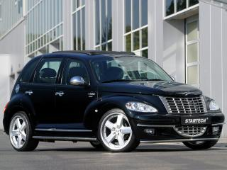 обои Startech Chrysler PT Cruiser боком фото