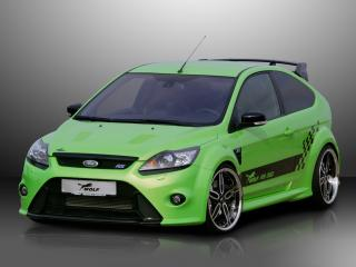 обои Wolf Racing Ford Focus RS 360 (II) боком фото