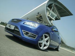обои Wolf Racing Ford Focus ST (II) бампер фото