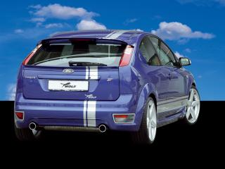 обои Wolf Racing Ford Focus ST (II) зад фото