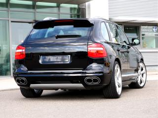 обои TechArt Porsche Cayenne (957) зад фото