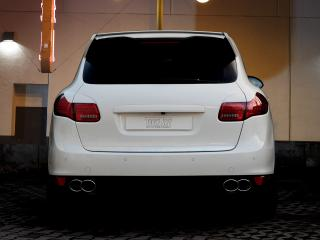 обои TechArt Porsche Cayenne (958) сзади фото