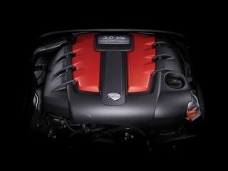 обои TechArt Porsche Cayenne Diesel (957) мотор фото
