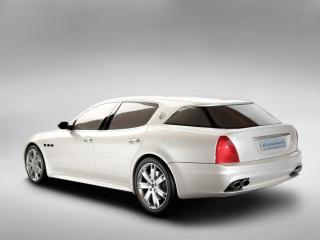 обои Studiotorino Maserati Cinqueporte Concept бок фото