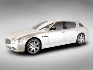обои Studiotorino Maserati Cinqueporte Concept боком фото