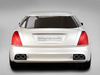 обои Studiotorino Maserati Cinqueporte Concept зад фото