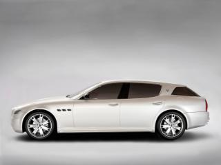 обои Studiotorino Maserati Cinqueporte Concept сбоку фото