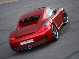 обои Studiotorino Ruf RK Coupe асфальт фото