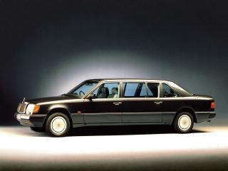 обои Trasco Mercedes-Benz E-Klasse (W124) бок фото