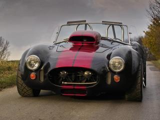 обои Weineck Cobra 780 cui Limited Edition дорога фото