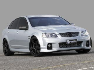 обои Walkinshaw Performance Holden VE Commodore SS передок фото