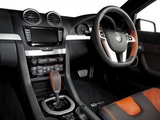 обои Walkinshaw Performance Holden VE Commodore SuperUte руль фото