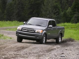 обои TRD Toyota Tundra Double Cab Limited Off-Road Edition передок фото