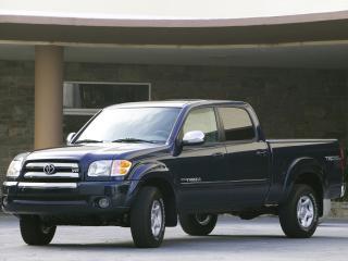 обои TRD Toyota Tundra Double Cab SR5 Off-Road Edition бок фото