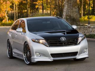 обои TRD Toyota Venza Sportlux Street Image Concept дорога фото