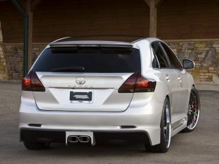 обои TRD Toyota Venza Sportlux Street Image Concept задок фото