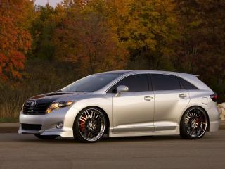 обои TRD Toyota Venza Sportlux Street Image Concept красивая фото