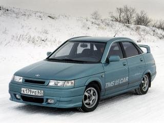 обои ТоргМаш Lada 110 TMS 1.6 (2110) зима фото
