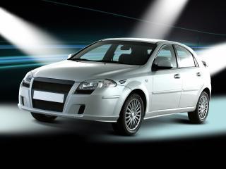 обои ЮролТюнинг Chevrolet Lacetti Hatchback темнота фото