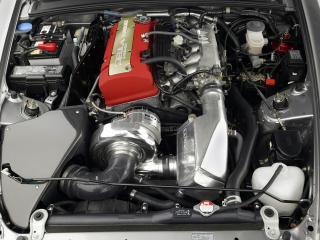 обои A&L Racing Honda S2000 мотор фото