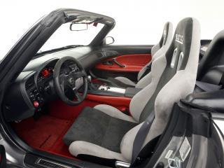 обои A&L Racing Honda S2000 салон фото