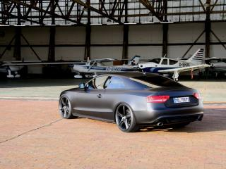 обои Avus Performance Audi A5 боком фото