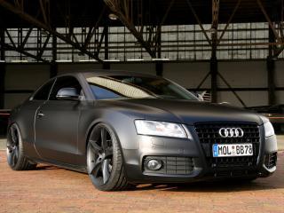 обои Avus Performance Audi A5 передок фото
